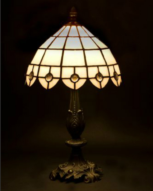 lamps stained glass lamps. Black Bedroom Furniture Sets. Home Design Ideas