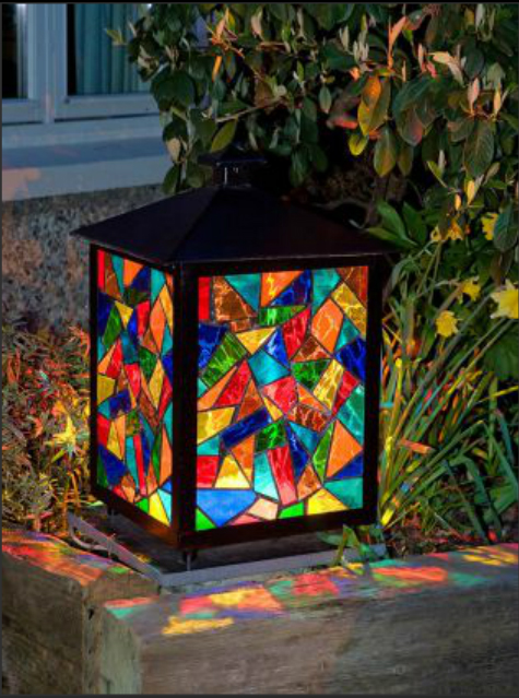 Lanterns Stained Glass Lamps