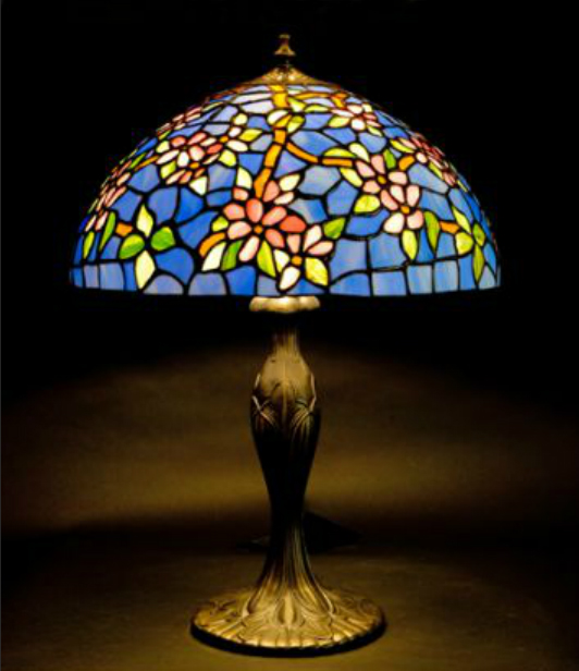 Stained Glass Lamp Trendy J Devlin Stained Glass Art